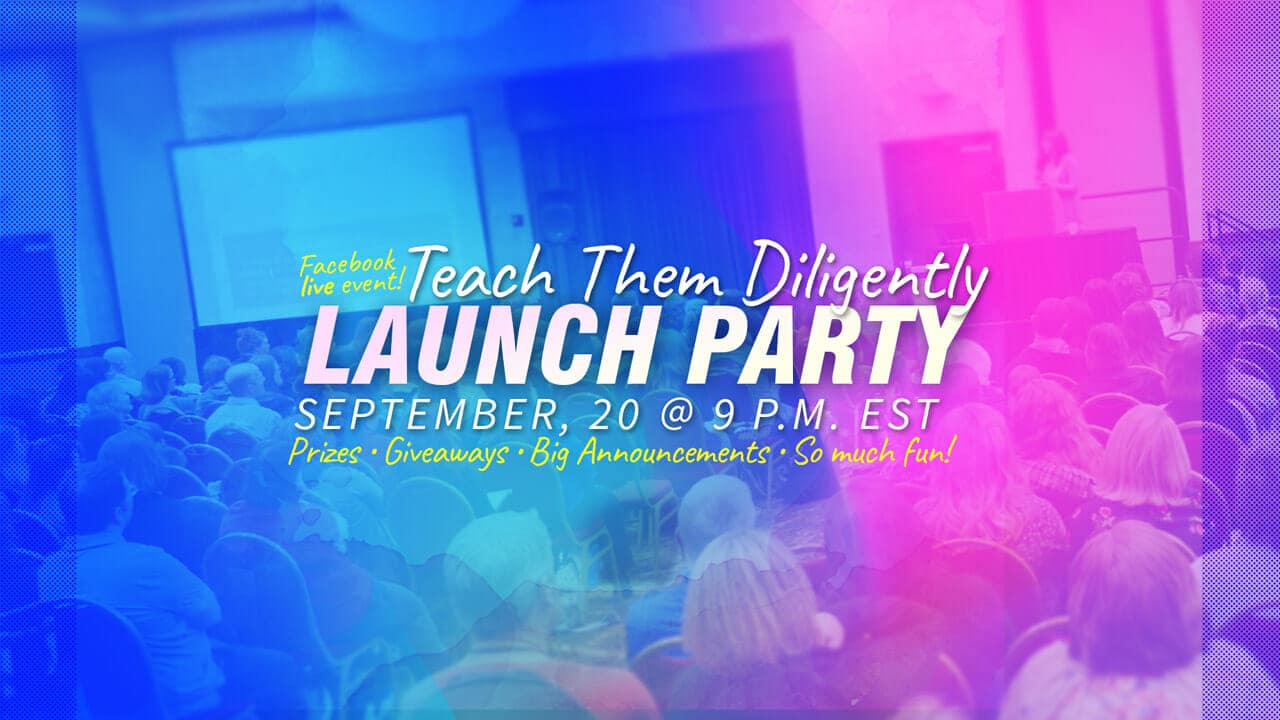 Homeschool Conventions Launch Party