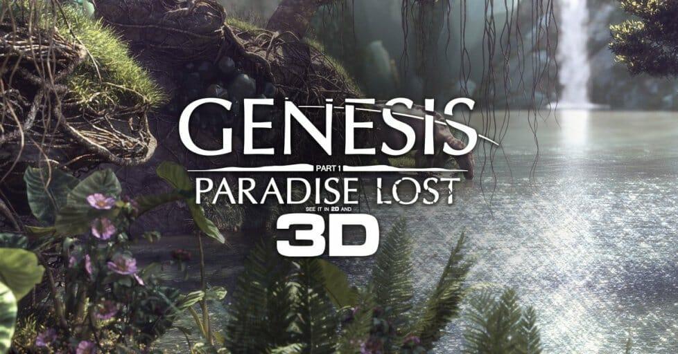 Genesis Paradise Lost DVD