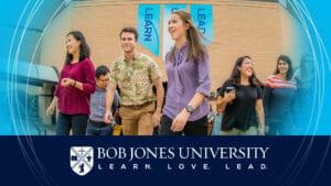 bob jones university success