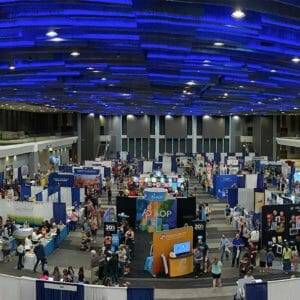 Homeschool Families at the Teach them Diligently Columbus Convention