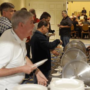 Men's Breakfast Teach Them Diligently Homeschool Convention