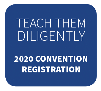 Teach Them Diligently 2020 Homeschool Convention Registration is now open.