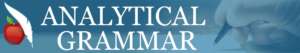 Analytical Grammar Logo