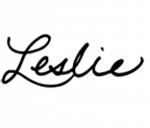 Leslie Sig Transparent
